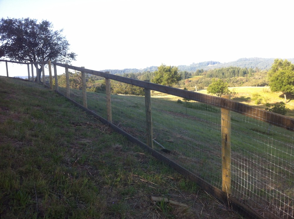 Agricultural fencing sc barns